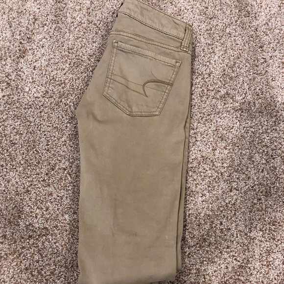 American Eagle Outfitters Denim - American Eagle Skinny Jeggings Colored Jeans 00